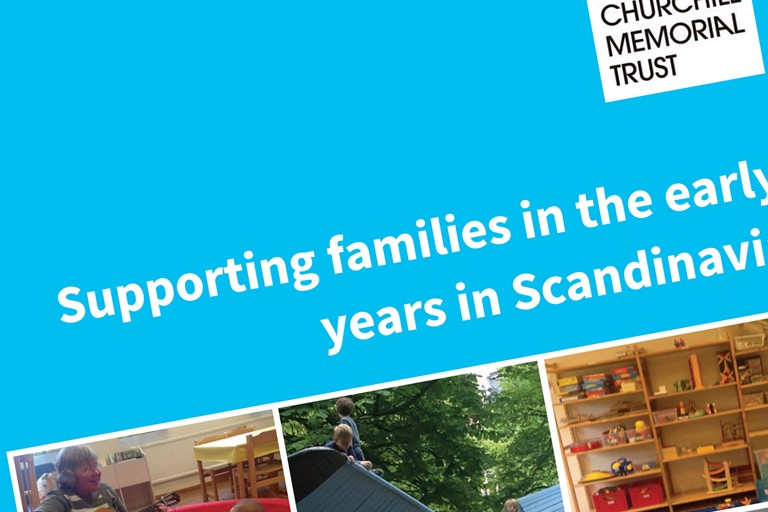 Supporting families in the early years in Scandinavia
